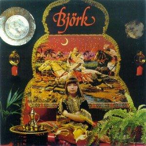 Björk's first album - 1977.